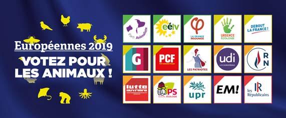 Classement élections européennes
