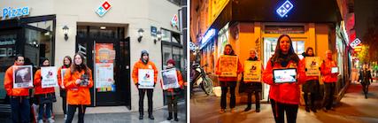 Plusieurs rassemblements ont déjà eu lieu, notamment à Toulouse, Lille, Caen, ou encore Paris. © Odile Gine