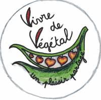 badge vivre de végétal
