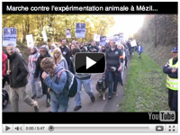Manifestation Mézilles