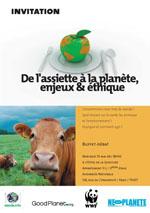 De l'assiette à la planète