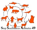 Logo Stop Souffrances Animales