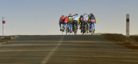 A vélo pour les taureaux