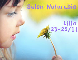 L214 au Salon Naturabio