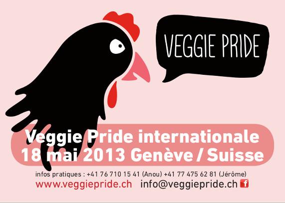 Veggie Pride 18 mai 2013