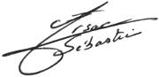 Signature de Sébastien Arsac