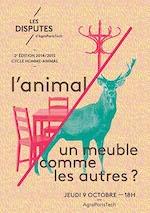 Disputes : L'animal, un meuble comme les autres?