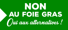 Non au foie gras