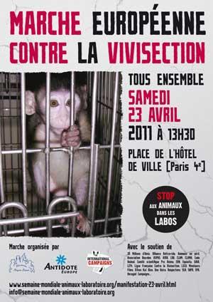 23 Avril 11 Marche contre la Vivisection  Marche-anti-vivisection