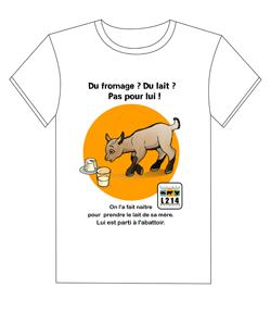 T Shirt Chevreaux