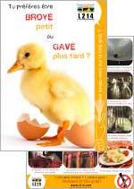 Non au foie gras !