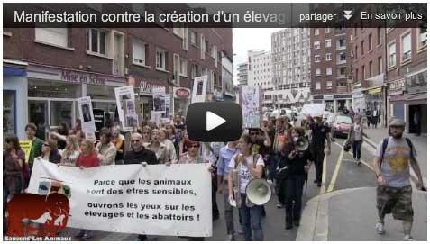 Vidéo de la manifestation du 23 juin