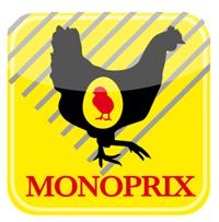 Action devant les monoprix
