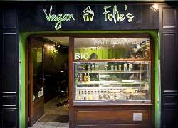Vegan Folie's
