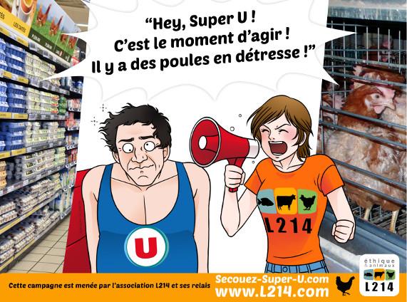 L214 VS U