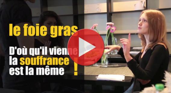 Vidéo d'enquête foie gras des grands chefs
