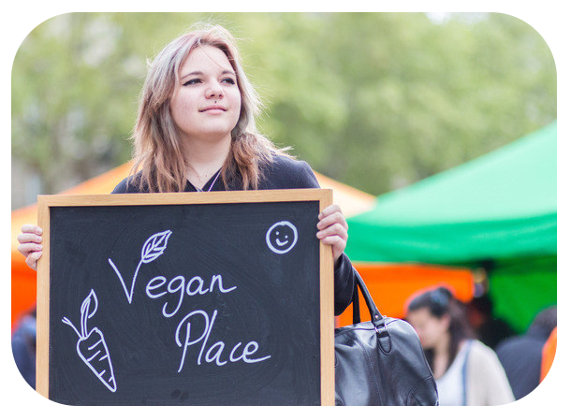 Vegan Place Paris