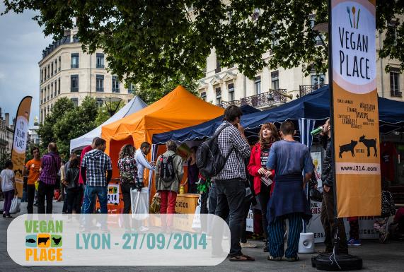 Vegan Place Lyon