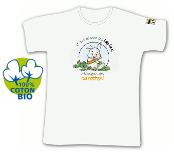 T-shirt enfant lapin