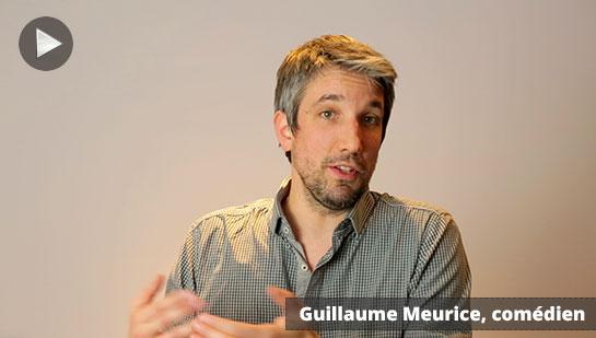 Guillaume Meurice soutient L214