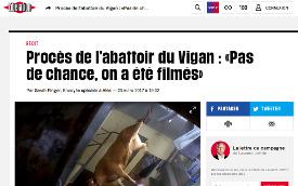 Article Le Vigan Libération