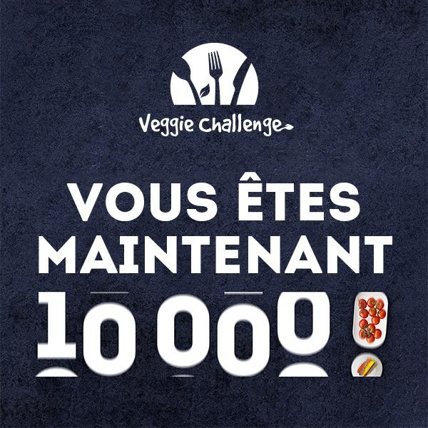 Le Veggie Challenge