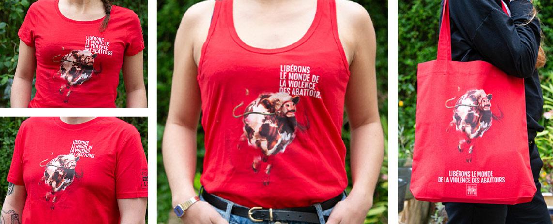 T-shirts MFA