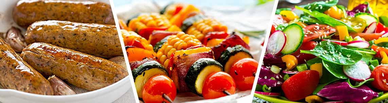 Recettes vegan barbecue