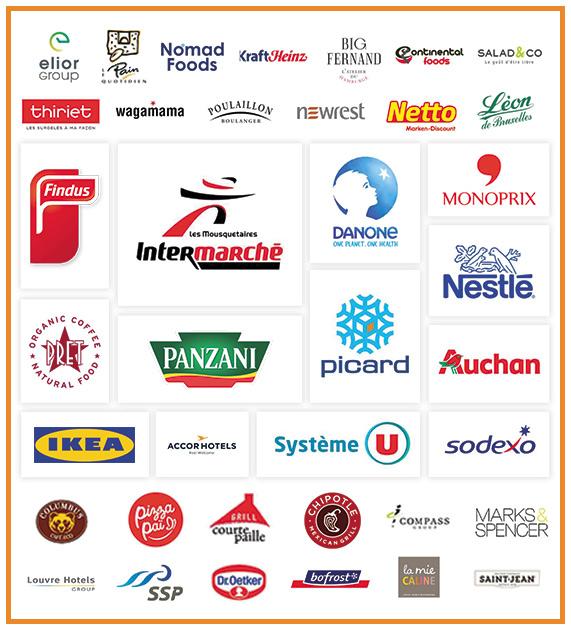 Les entreprises engagées